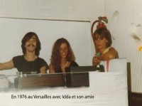 George Toniotti & The Versailles