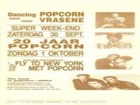 Back in time in Dancing Popcorn